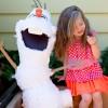 How To Make Frozen Olaf Pinata Easy DIY Tutorial