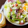 Crazy Delicious Greek Salad