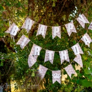 Easy DIY Burlap Happy Birthday Banner Tutorial