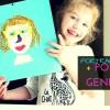 Portrait Collage Gift For Mom + Poem Generator
