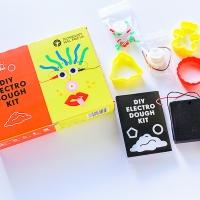 DIY Electro Dough Kit Cool Science Experiment