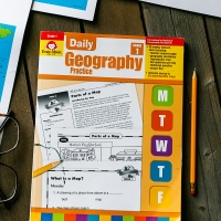 1st Grade Daily Geography - Timberdoodle Review