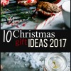 10 Christmas Gift Ideas 2017